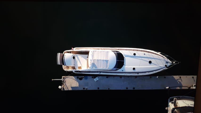 Luxury Yacht in Denia - Only sleep aboard