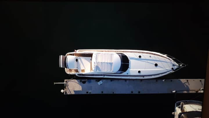 Luxury Yacht in Denia - Only sleep aboard