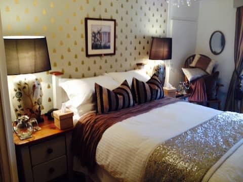 Habitación privada y baño en maravilloso Waddington.