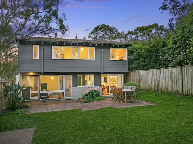 Large family home with pool - Lane Cove - Haus