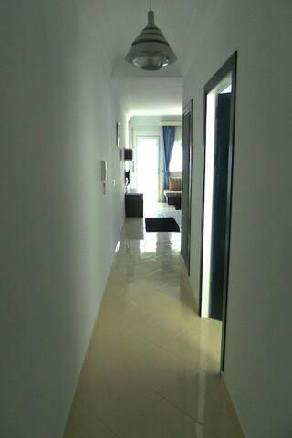 charmant appartement a 100 m de la plage de Martil