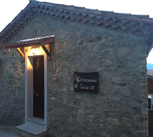 Al Civico 18 - Viggianello - Wohnung