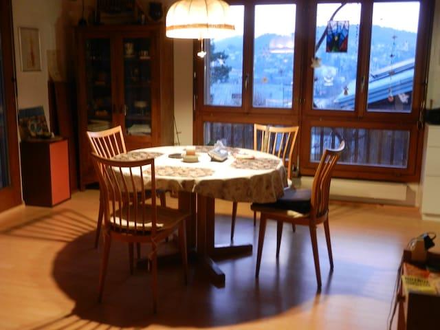 Unterkunft geeignet für Besucher der Basel World