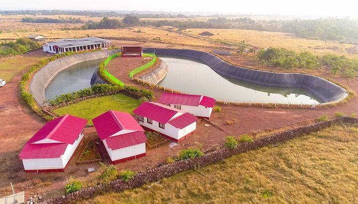 Aquafloresta Lake Resort