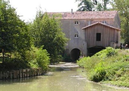 Moulin spacieux proche MARCIAC - Plaisance
