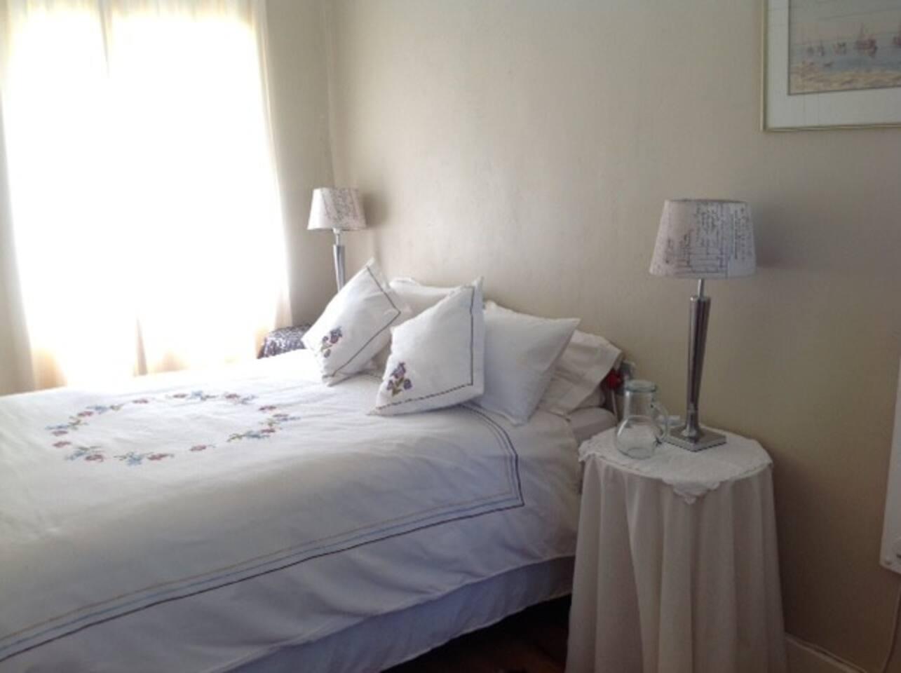 Thyme cottage Bedroom
