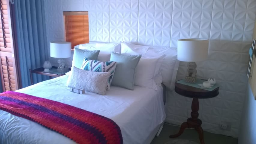 Whale & Penguin Beach House -Independent Apartment - Cape Town - Huoneisto