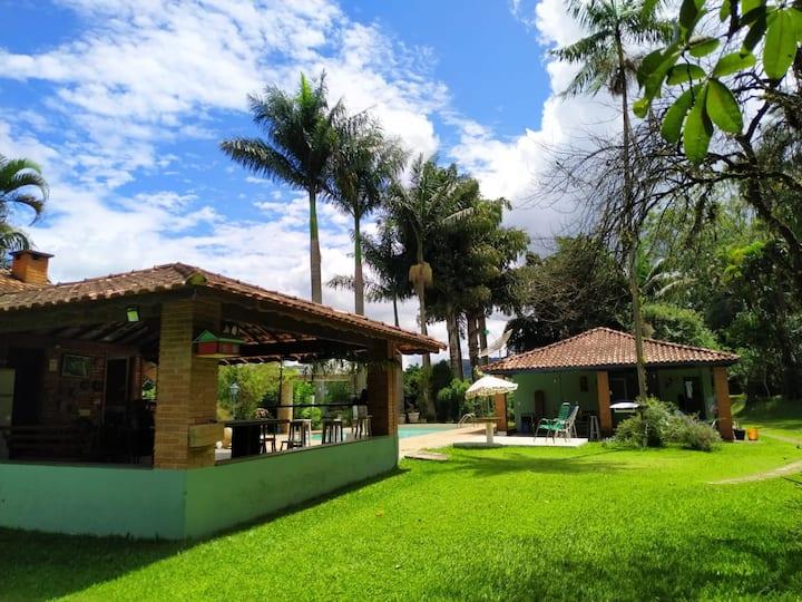 Recanto Camanducaia -Paraíso no Circuito das Águas