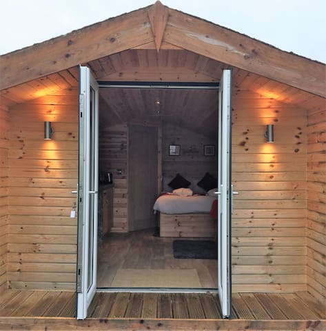 Moffat Manor Country Park - Glamping Pod
