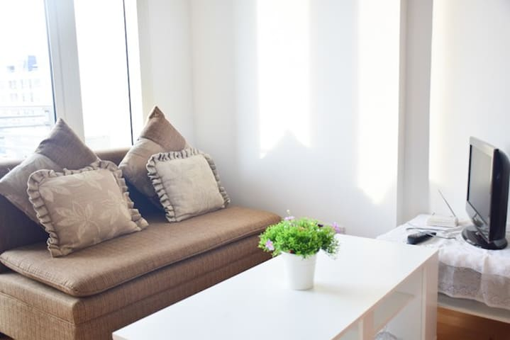 CityCenter +AirportLink + SkyTrain - Bangkok - Appartement