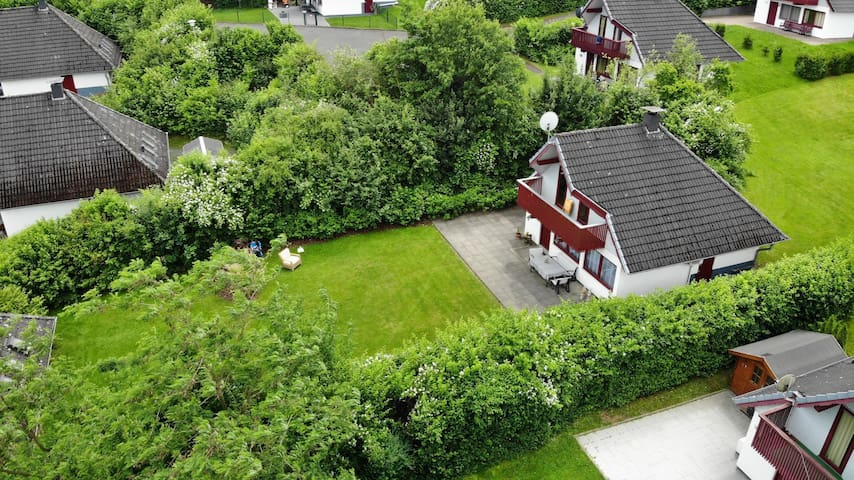 Ferienhaus AusZeit im Seepark Kirchheim