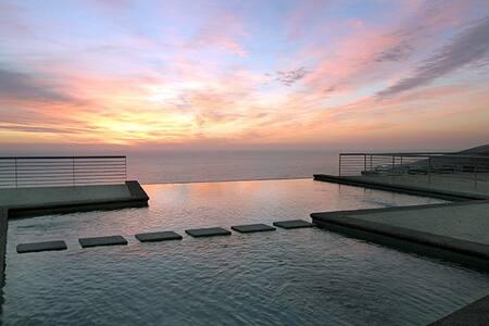Mirador del Mar, Reñaca beach, 1 room. - Viña del Mar - Huoneisto