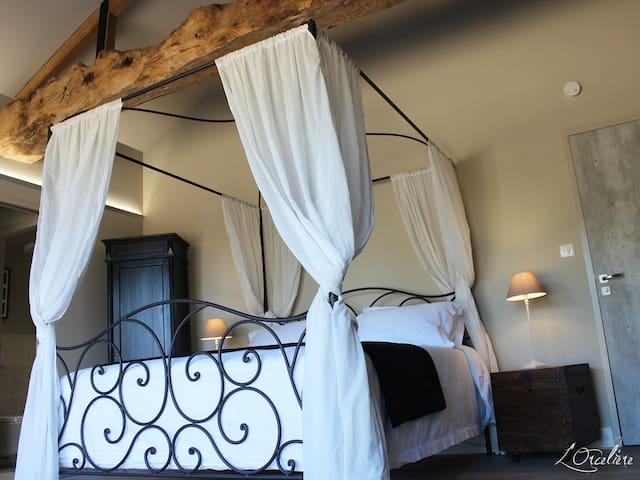 "chambres d'hôtes L'Orceliere  ""justine"" - Aizenay"