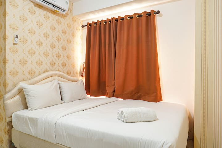 Convenient and Compact 2BR Gading Nias Apartment