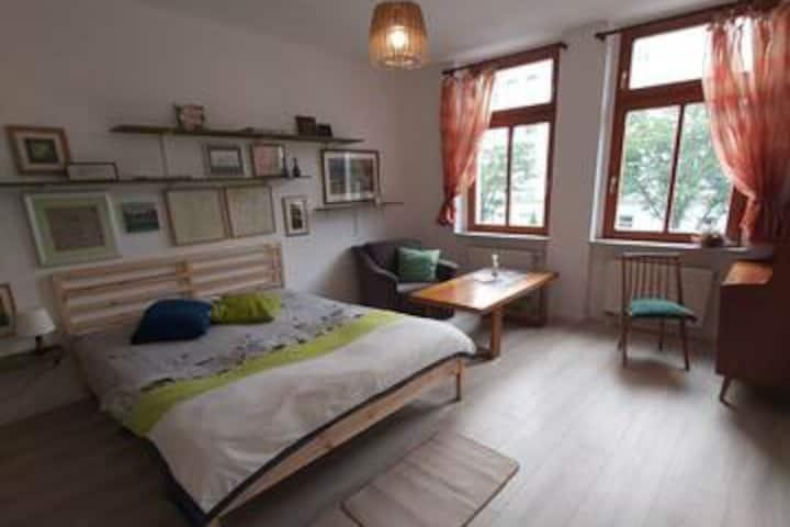 Zimmer #Retro in Wohngemeinschaft