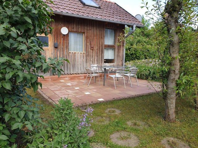 (5) Ferienhütte Andermichlhof Geltendorf
