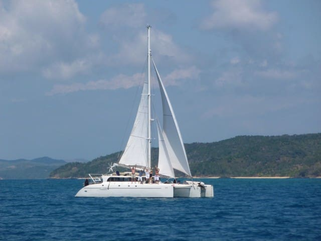 Trimaran SESAME NOSY BE