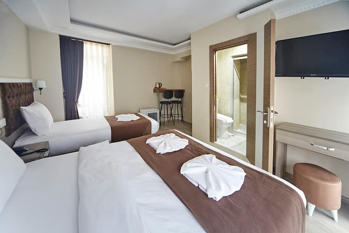 Standard Triple Room  100 Meters To Taksim Square