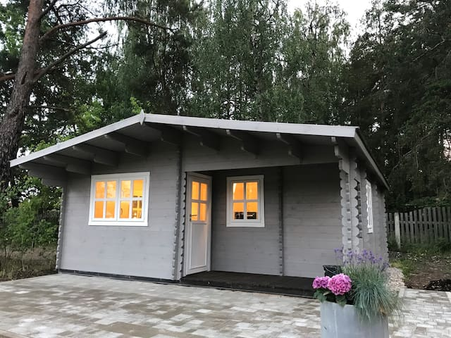 Cottage by the river Lielupe in Jurmala N3