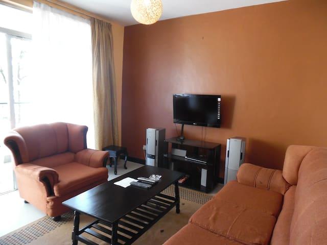 E Samra 3 bedroom Apt fully furnished serviced