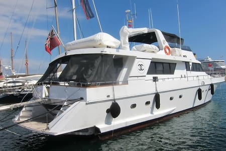 New listing! Motor Yacht Boatel VIP Cabin - Barcellona