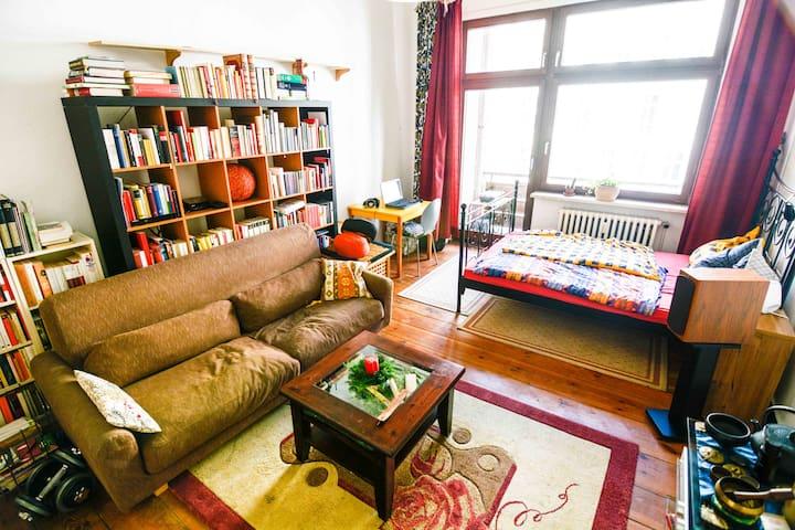 Comfortable 27 m² room in Berlin Mitte - Berlin - Leilighet