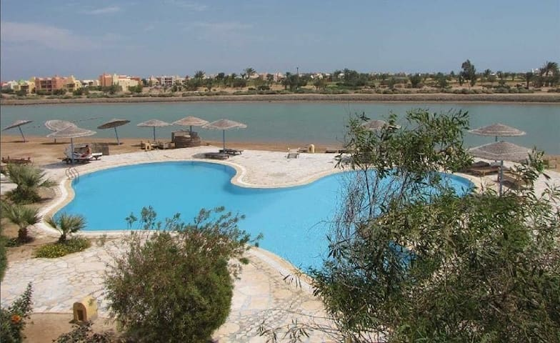 El Gouna 1 bedroom - Qesm Hurghada - Apartment