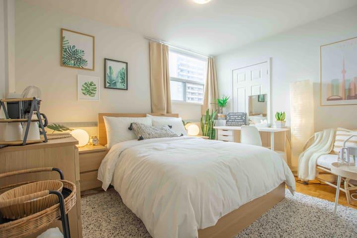 Casa Kapra - Modern Peaceful Private Room