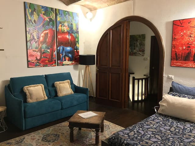 Hunky Dory Trastevere Accommodation