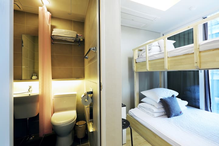 STAY7 # Family Three person Room