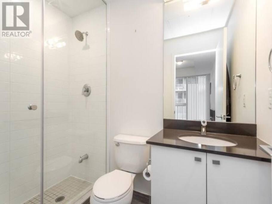 En Suite Private Washroom