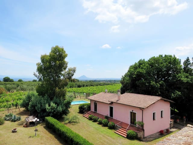 Villa La Quercia (OTE111)
