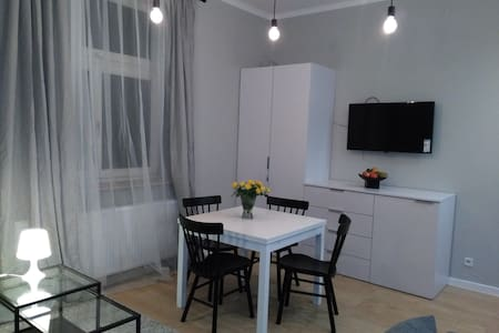 Modern Studio with great location,city centre - Cracovie - Appartement