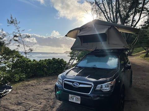 Maui Adventure Ready Subaru - Cruise with Ease