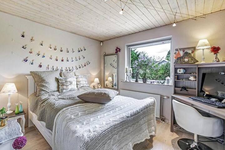 Cozy private room in Copenhagen - Glostrup - House
