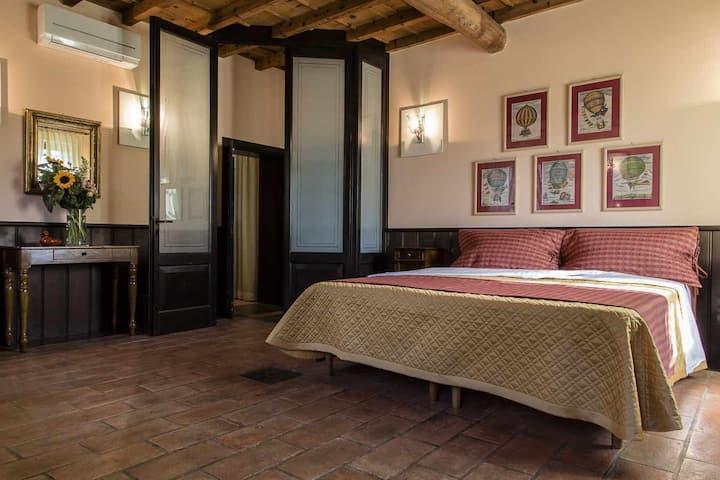Camera doppia con bagno privato - Alzavola -