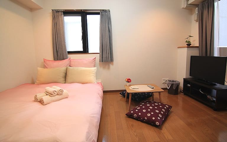 Nearby Osaka station 5mins#55 - Osaka Prefecture - Appartement