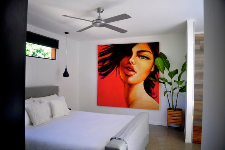 Modern Garden Studio - Tewantin - Apartment