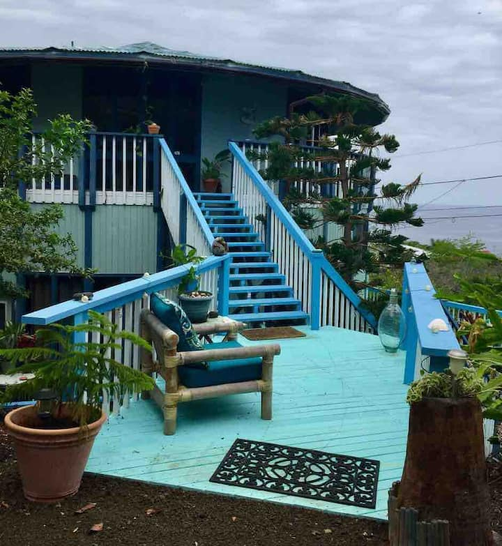 Crow's Nest of Roundhouse/Snorkel/Whales/ Beach