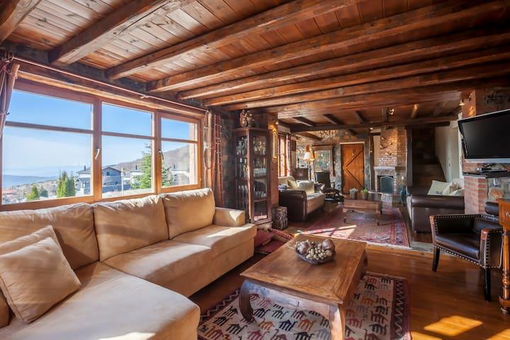 Villa - Palaios Agios Athanasios / Kaimaktsalan