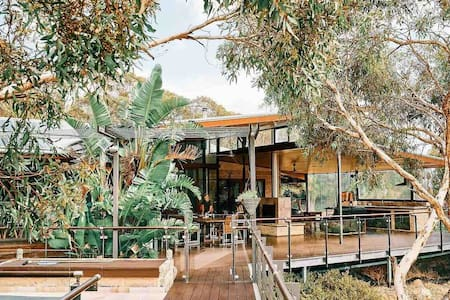 Treehouse in the Australian bush!