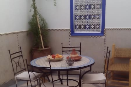 Bed and Breakfast Bab Doukkala - Marrakech