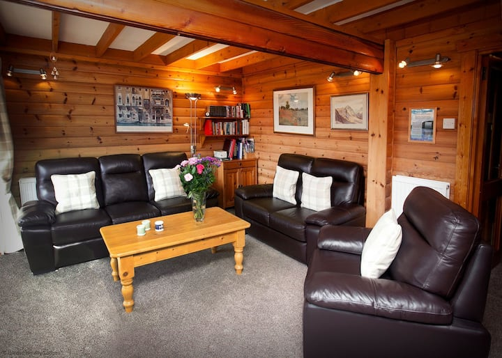 Barend Holiday Lodges, 17 - Free Swimming & Golf