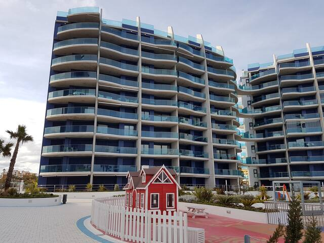 Sea Senses Luxury apartment, Punta Prima