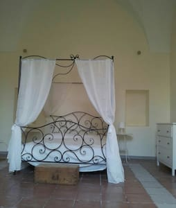 Grazioso trilocale palazzo d'epoca - Vernole - 公寓