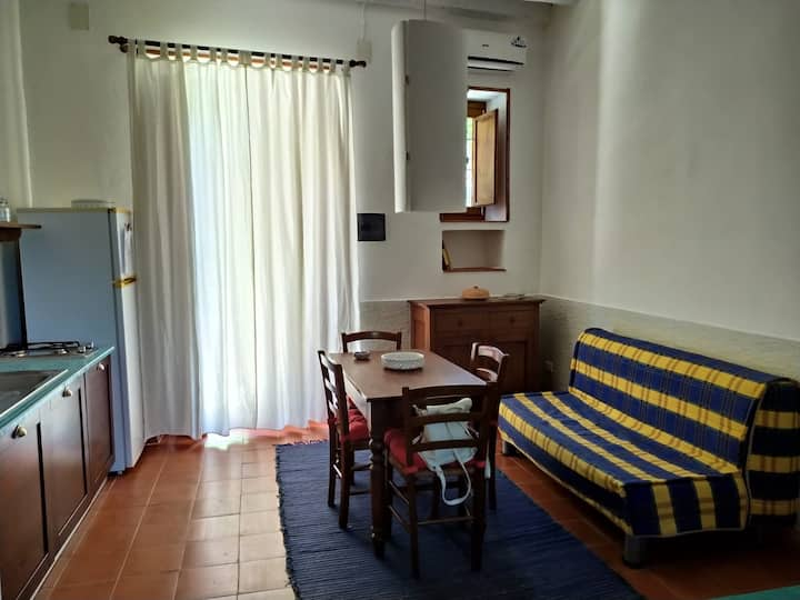 Studio apartment near to the sea in Trabia