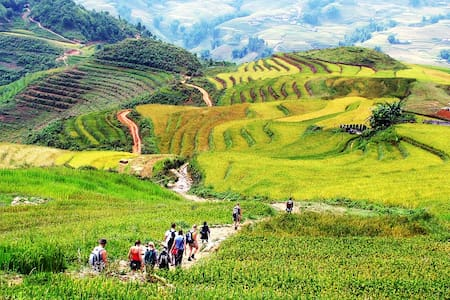 Sapa trekking 4N/3D(Homestay+Hotel) - Hanoi - Overig