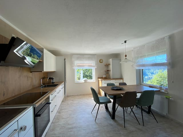 """Appartement """" Panorama-Blick"""""""