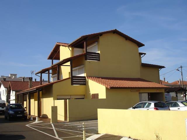 Location appartement Biscarrosse plage