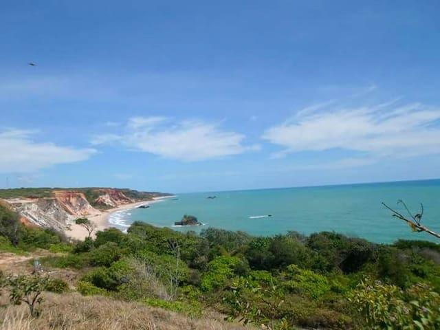 Litoral Sul da Paraíba - agradável - Conde - Huoneisto